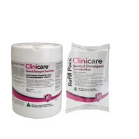 Clinicare Neutral Detergent Towelette