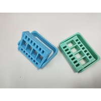 Autoclavable Endo Block - Holds 16 Endo Files or 16FG Burs