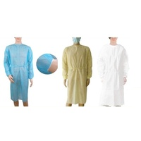 Economy Isolation Gown